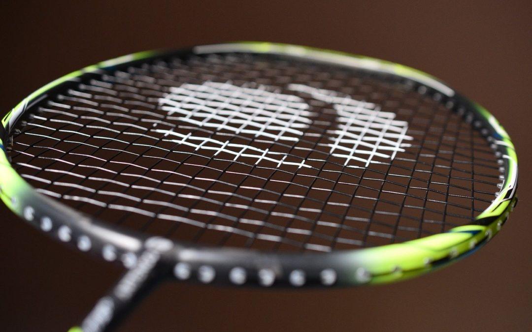 Blackminton Turnier